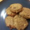 Flax Seed Peanut Butter Cookies