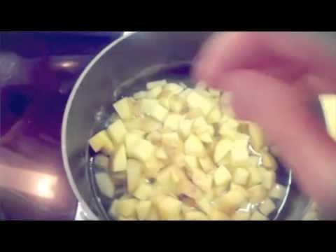 Easy Homemade Focaccia Bread and Easy Creamy Potato Soup – Vegetarian