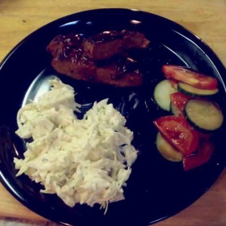 How to Make Vegan BBQ Ribs – Mock Seitan Ribs – Vegetarian BBQ